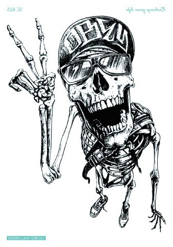 Obey skeleton