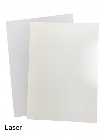 Tattoo paper for laser printer