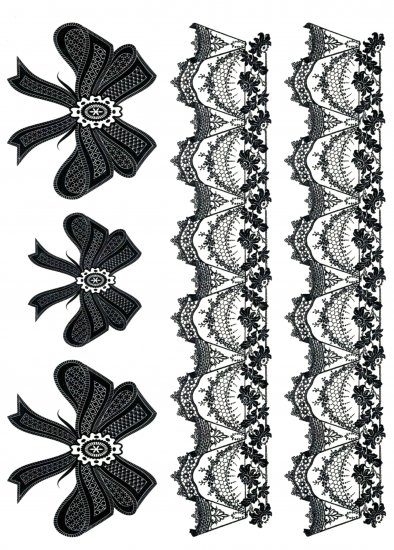 Bows & Patterns